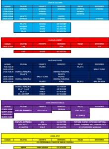 ACTIVITATS ESPORTIVES Y CULTURALS (Autoguardado).xlsx