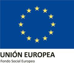 Logo Fondo Social Europeo Unión Europea
